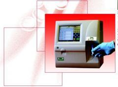 Automate d'hématologie D3 3 populations