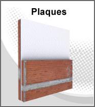 Plaque de Polystyrene