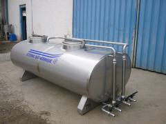 Citerne Isothermique «collecte de lait »