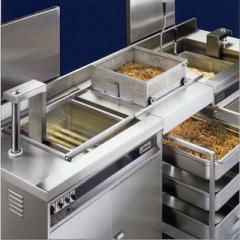 Friteuses automatiques FS