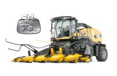 Ensileuse New holland FR9000