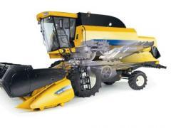 Moissonneuse-batteuse New holland TC5000