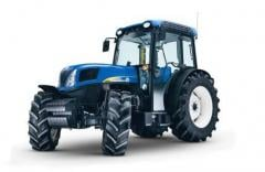 Tracteur 78 à 97 ch New holland T4000 F