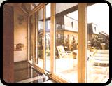 Ouvrages en aluminium (portes, fenêtres......)