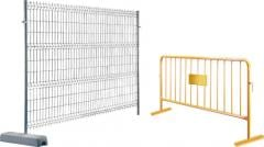 Fences and accessories