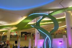 Plafond en Forme 3D Barrisol
