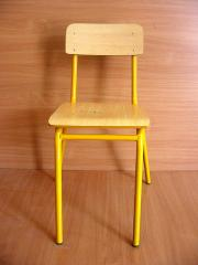 Chaise réfectoire