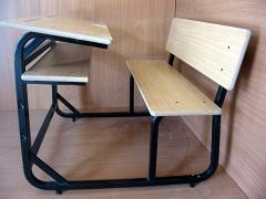 Table Banc N°05