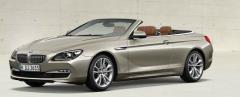 Cabriolet BMW Série 6