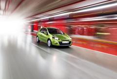 Véhicule Renault Clio