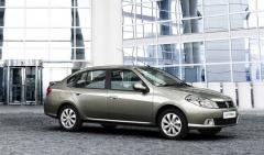 Voiture Renault Symbol