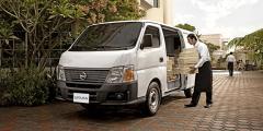 Véhicule Nissan Urvan