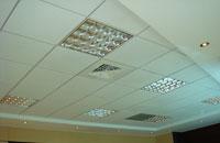 Plafonds et faux plafonds