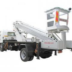 Camion Télescopique 14M
