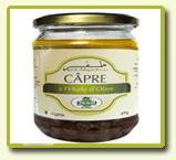 Câpre à l'huile d'olive extra vierge
