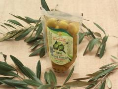 Olives vertes farcies