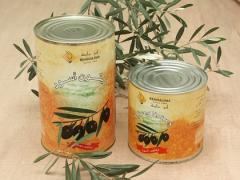 Olives noires standard