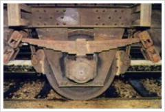 Pièces ferroviaires