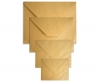 Fermeture Gommée, Papier Kraft Uni