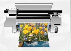Imprimons sur toutes sortes de supports