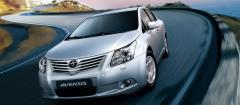 Voiture Toyota Avensis