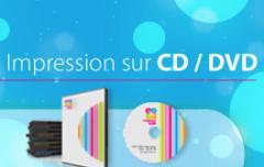 Impression et gravure CD/DVD