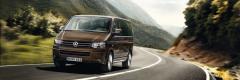 Fourgon Volkswagen Multivan