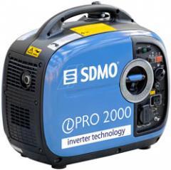 Portable Power Generating INVERTER PRO 2000