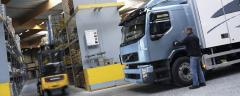 Véhicules Volvo FE