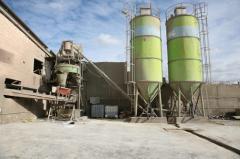 Unité de Production de Matériaux de Construction