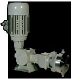 Pompe hydraulique de diaphragme Doseuro
