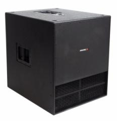 Active Bandpass enclosure subwoofer Proel SW118HA