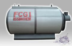 Le générateur d'eau chaude