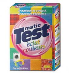 Test Matic Éclat Couleurs