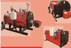 Chaudière à vapeur Mixte Gaz/Mazout CH 01 - 05