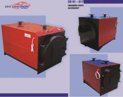 Chaudière mixte Gaz/Mazout CH 01 - 017