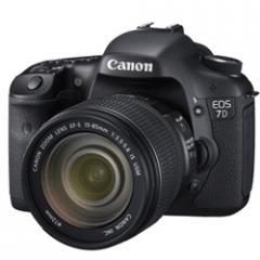 AP Reflex Numérique Canon EOS 7D