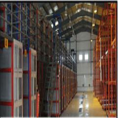 Hangar de Stockage en Charpente Métallique