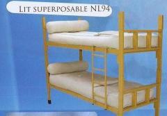 Lit superposable NL94