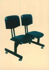 Chaises pour les visiteurs Cammo