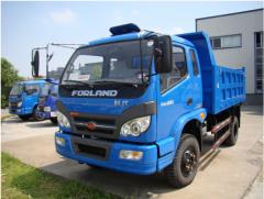 Camion benne Foton BJ3103 -4X2 7T 122 CV