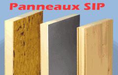 Panneau SIP (Panneau Structurel Isolant)