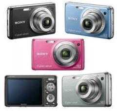 Camera Sony DSC-W220
