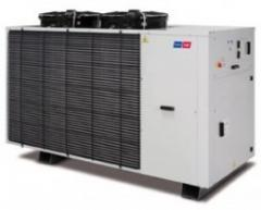 Water chillers and heat pumps