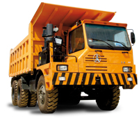 Camion Dumper 35 t
