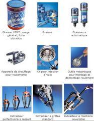 Produits de maintenance et de lubrification