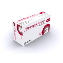 Inhibiteur calcique utilisé en cardiologie et