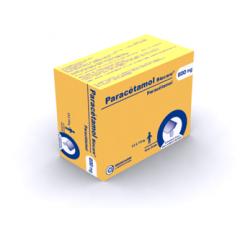 Analgésique, antipyrétique Paracetamol Biocare 200