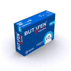 Anti-inflammatoire non stéroïdien Butafen (200 mg)