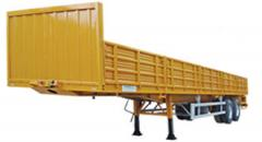 Plateau. Vehicles designed to carry uniformly distributed loads.
